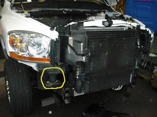 ダッジ ラムバン キャンピングカー ロードトレック整備
