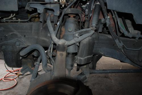 フォードエクスペディション・ナビゲーター用 スプリングコンバージョンキット