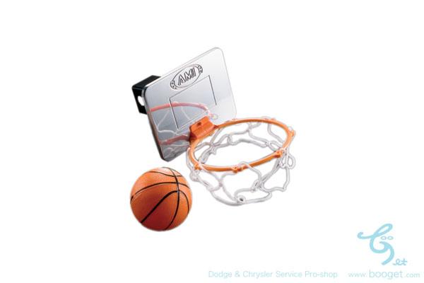 バスケットゴール ヒッチカバー