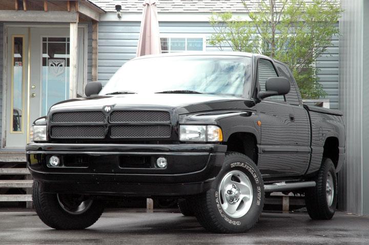 2000年式 ダッジ ラム1500 ピックアップ トラック<br>SOLD OUT