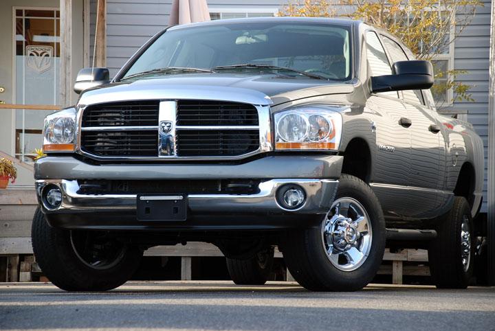 2006年式 ダッジラム 2500 メガキャブ 4WD SLT<br>SOLD OUT