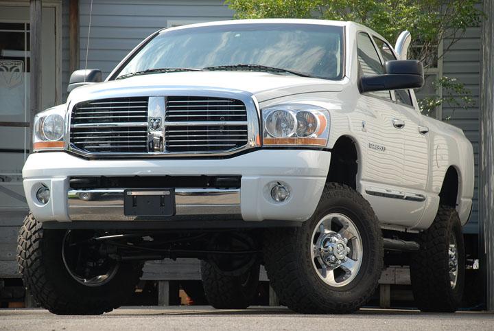 2006年式 ダッジラム 3500 4WD ララミー<br>SOLD OUT