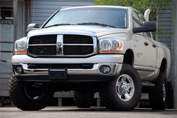 2006年式 ダッジラム 2500 4WD SLT<br>SOLD OUT