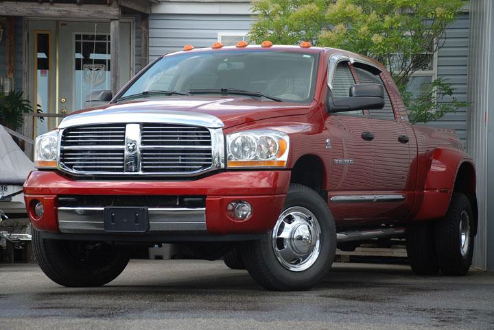 2006年式 ダッジラム3500 メガキャブ 4WD<br>SOLD OUT