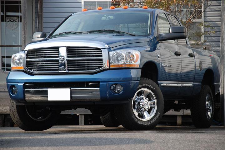 2006年式 ダッジラム2500 クアッドキャブ 4WD<br>SOLD OUT