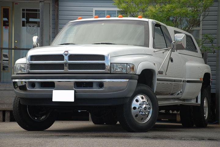 1998年式 ダッジラム 3500 デューリー 4WD SLT<br>SOLD OUT