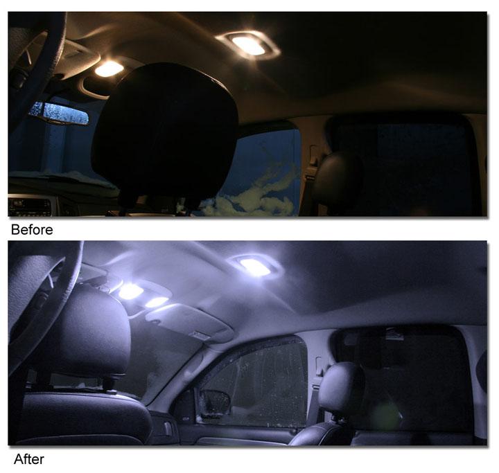 LED ルームランプ カスタム