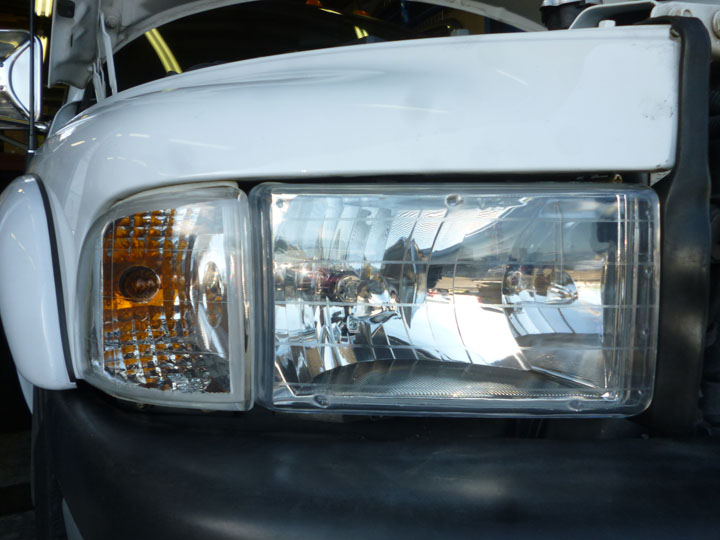 ダッジラム3500 メガキャブ ロングベット