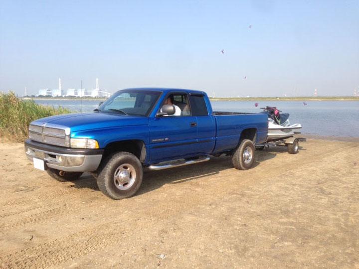 ダッジラムトラック V10 8000cc