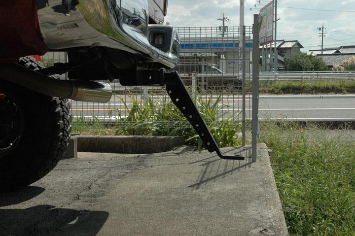 特注ヒッチボールマウント製作 愛知県 福伸工業製