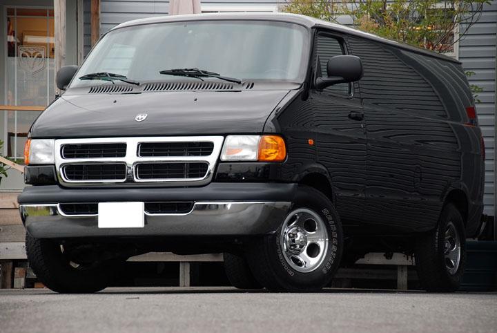 2003y ダッジラムバン1500 パネルバン 新車並行