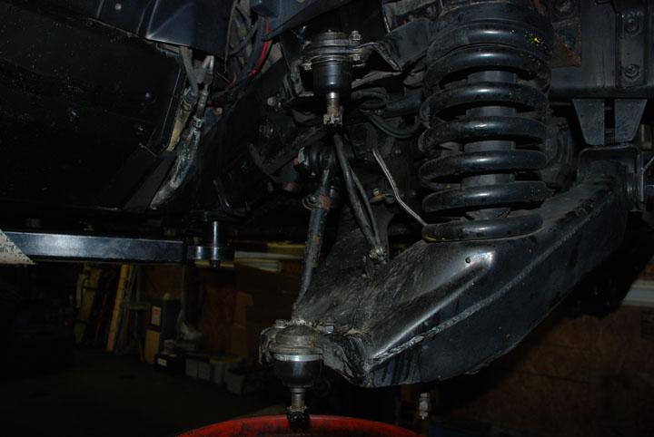 ハマー H1 納車整備 続き