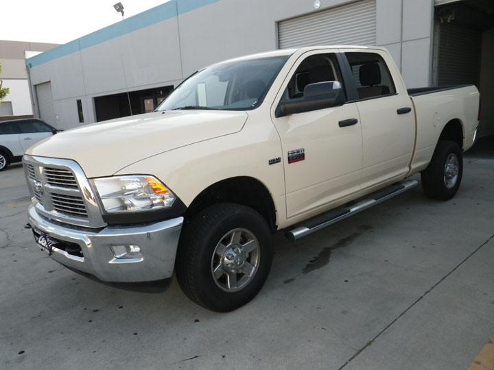2011y ダッジラムトラック2500 クルーキャブ 注文販売