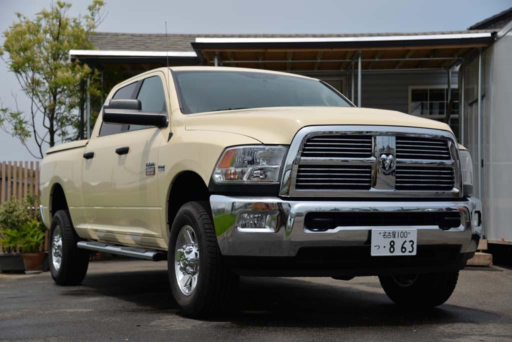 2011年式 ダッジラム 2500 クルーキャブ 4WD SLT<br>SOLD OUT