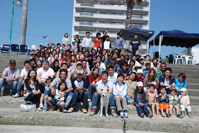 2007年4月29日 第3回ミーティングin内海