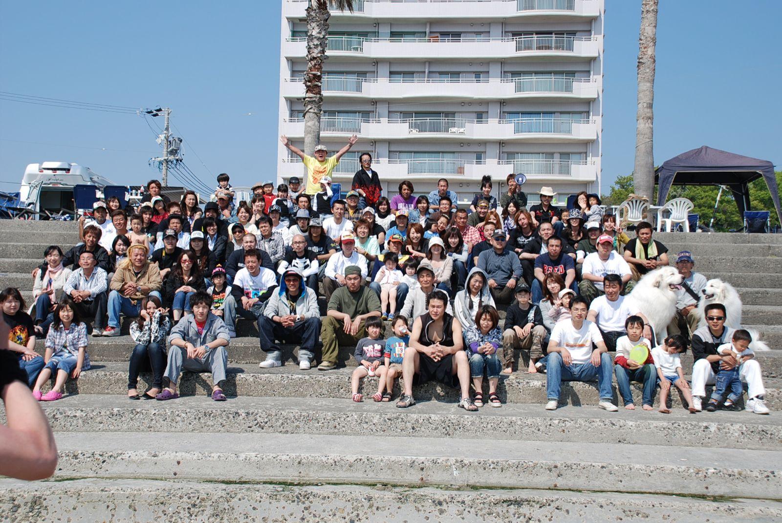 2009年4月29日 第5回ミーティングin内海