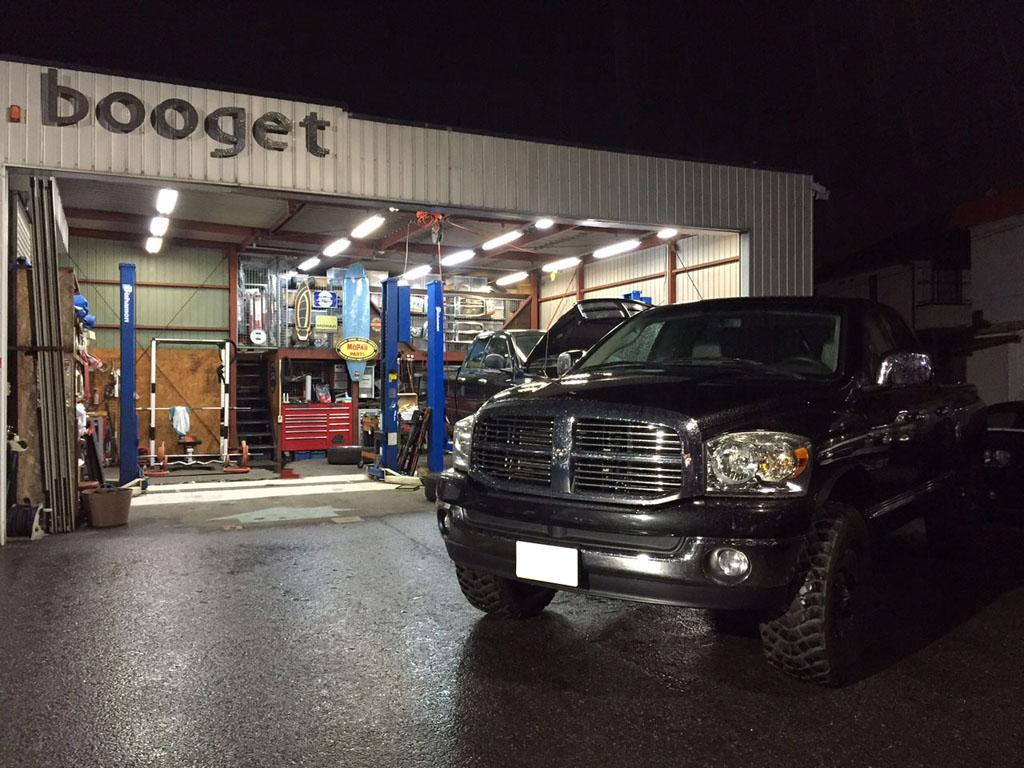 買取入庫車両 08y ダッジラムトラック1500 4WD