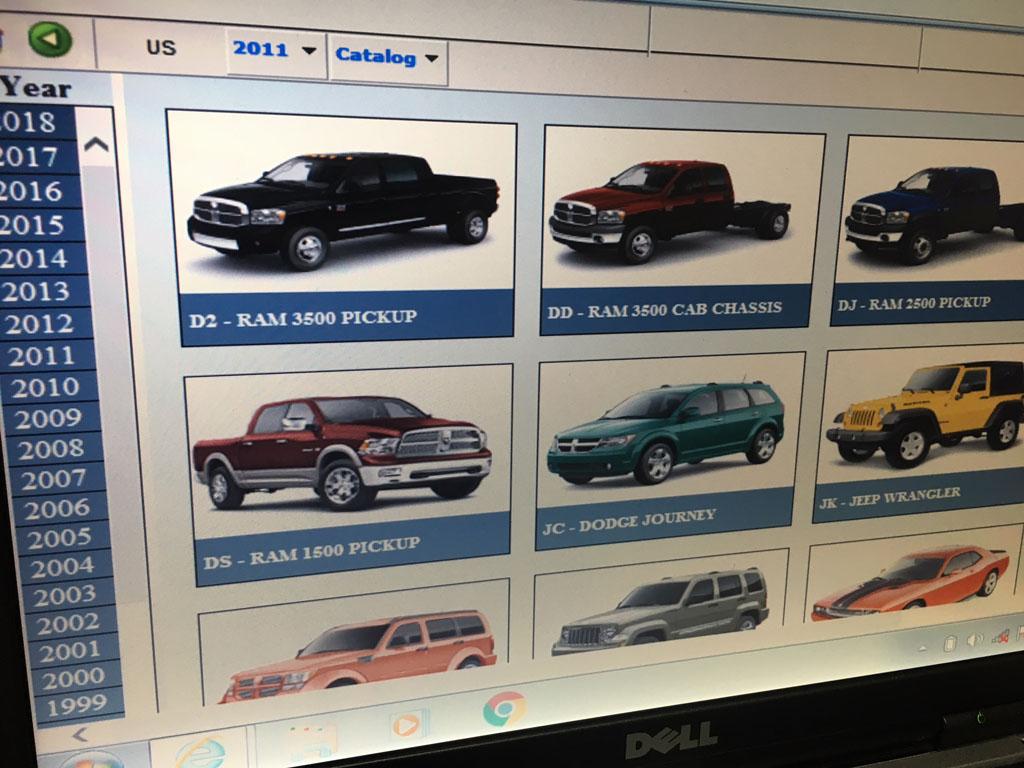 ダッジ クライスラー ジープの車検 純正社外部品等何でもお問い合わせ下さい