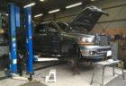 ダッジラムトラックの修理やメンテナンスお問い合わせ下さい