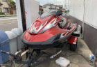 FOR SALE ヤマハ FZS 1800 ジェットスキー