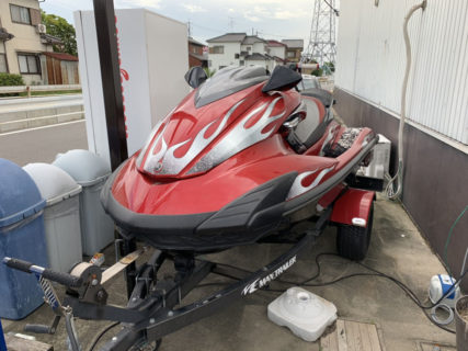 FOR SALE ヤマハ FZS 1800 ジェットスキー