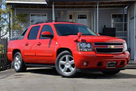 ディーラー車 2011年式 シボレーアバランチ LT 4WD<br>SOLD OUT