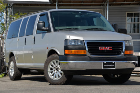 新車並行 2007年式 GMC SAVANA AWD<br>SOLD OUT