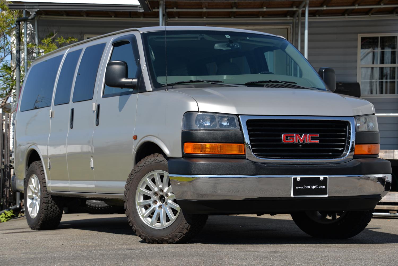 新車並行 2007年式 GMC SAVANA AWDSOLD OUT