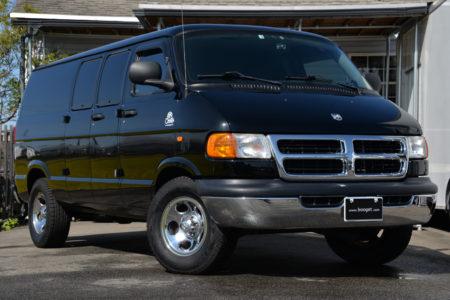 新車並行 2003年式 ダッジ ラムバンB1500 ミディアム パネルバン <br>\2,700,000
