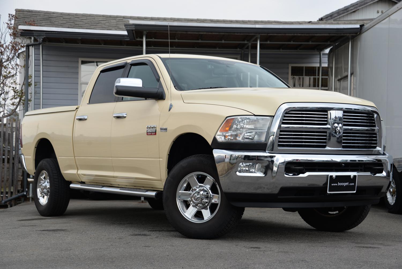 自社輸入 2011年式 ダッジラム 2500 クルーキャブ ビッグホーンエディション 4WD ¥3,800,000