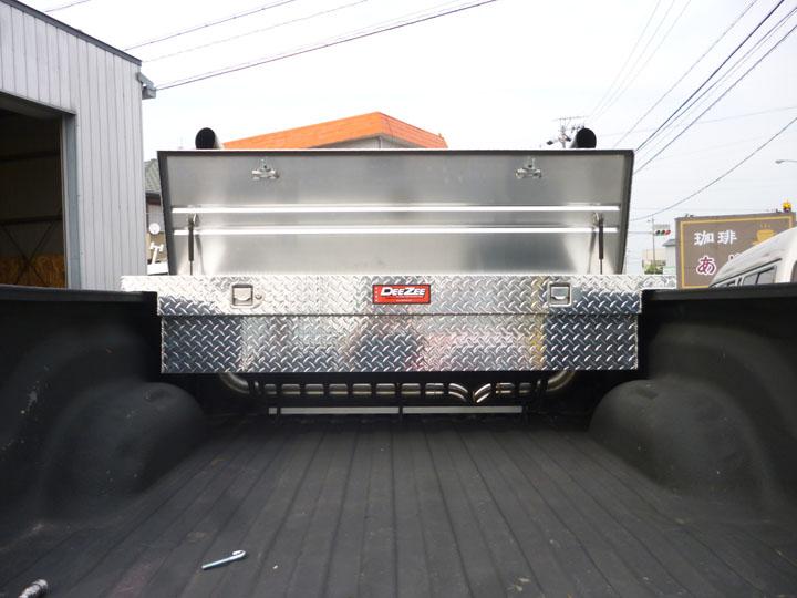 フルサイズトラック用 トラックボックス
