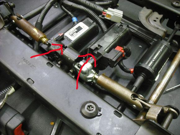 ダッジ ラムピックアップ パワーシートモーター不良修理
