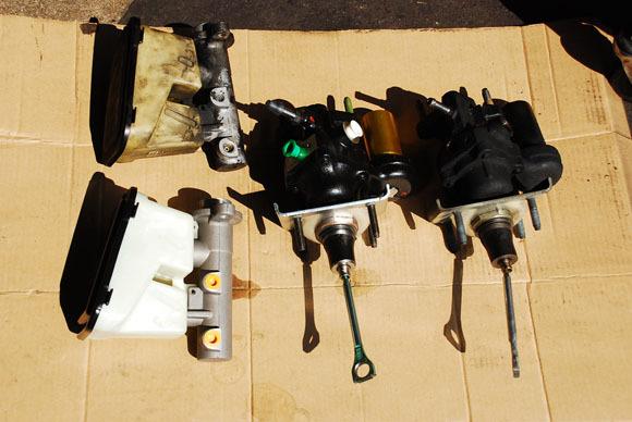 シボレー アストロ 修理 ブレーキブースター交換など